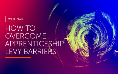 How to overcome apprenticeship levy barriers